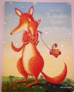 Un dolcissimo libro per l'infanzia sull' affetto che i genitori provano per i loro figli: un' amore che nulla puó scalfire nè il piú grande capriccio né, un domani, la fine della vita